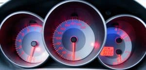 Klip i kørekort og hastighed