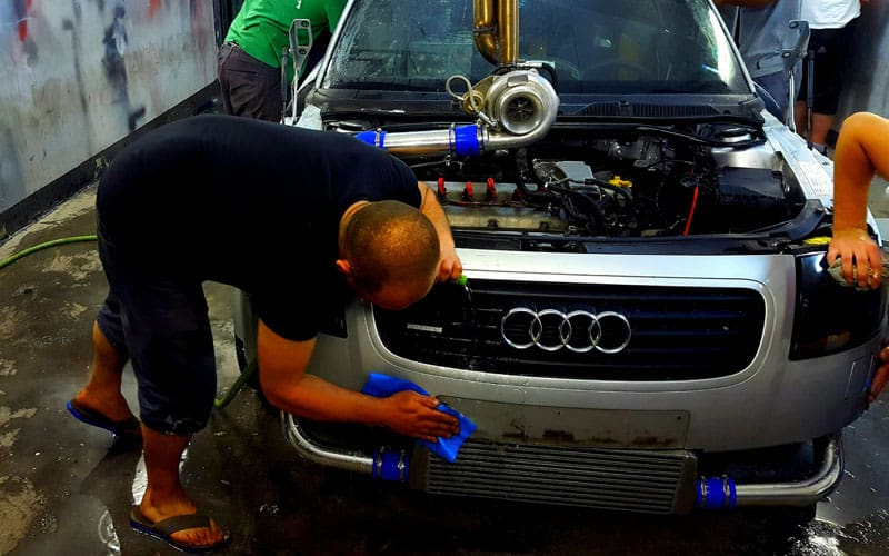 Derfor er det vigtigt at vedligeholde din bil